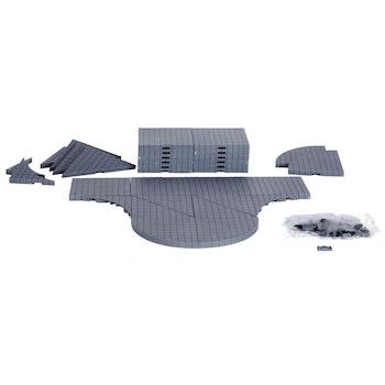 Plaza System (Grey, Variety) - 32 pcs