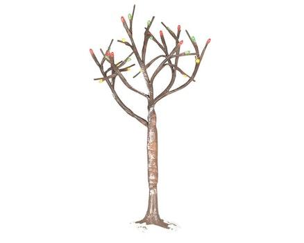 9 Dry Tree 25 Mini Lights