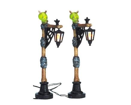 Ghoul Street Lamp