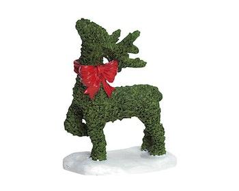 Standing Reindeer Topiary