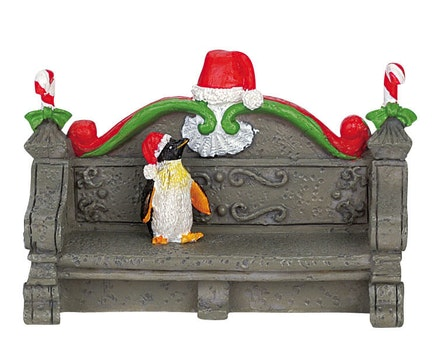 Santa's Bench