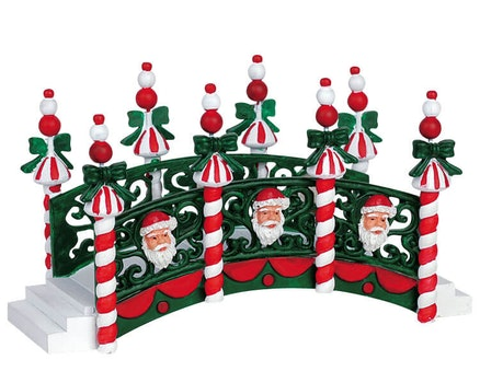 Santa's Footbridge