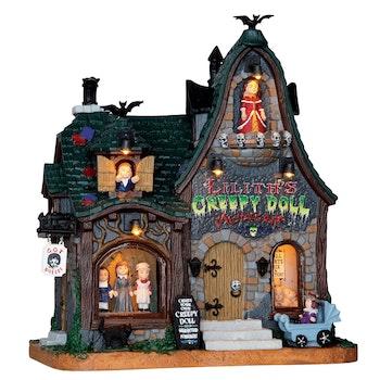 Creepy Doll Shop