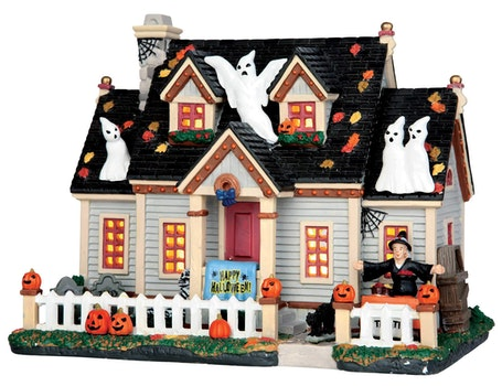 Trick Or Treat House