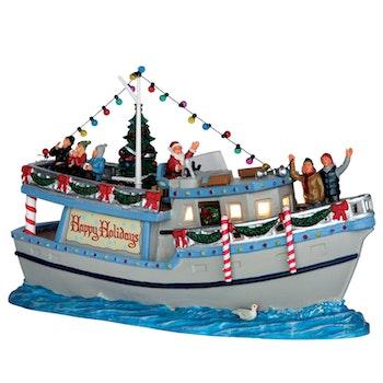 The Yule Tide Yacht