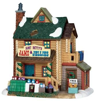 Aunt Betty's Jams & Jellies