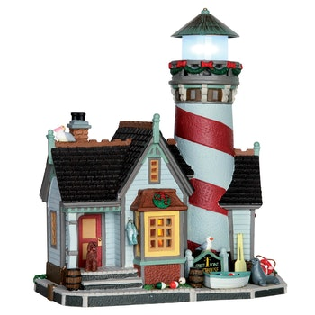 Crest Point Lighthouse