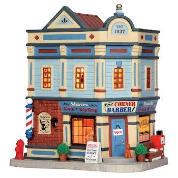 The Corner Barber Shop