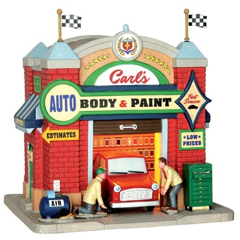 Carl's Auto Body & Paint