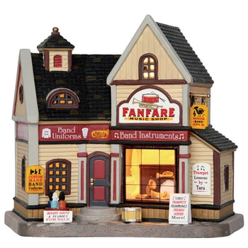 Fanfare Music Shop