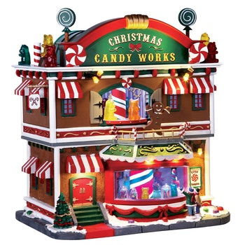 Christmas Candy Works