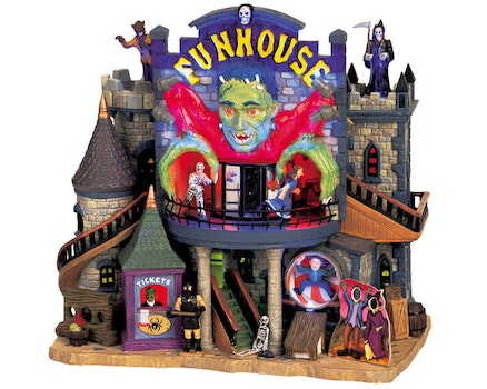 Spooky Town Funhouse