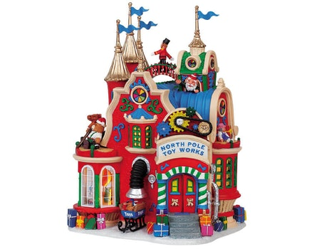North Pole Toy Works