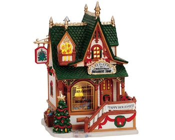 12 Days Of Christmas Ornament Shop