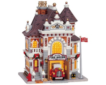 Village Firehouse No. 1