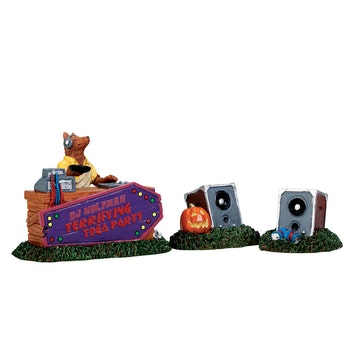 Dj Wolfman, Set Of 3