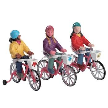 Bike Ride, Set Of 3