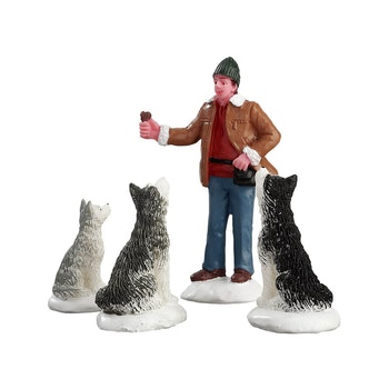 Treat Time, Set Of 4