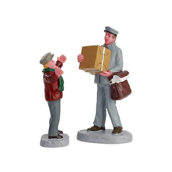 Daytime Delivery, Set Of 2