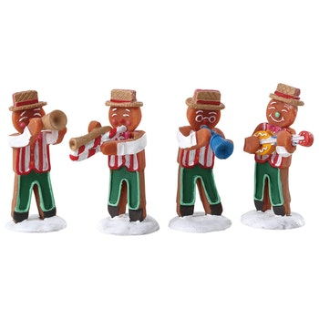Gingerbread Jazz