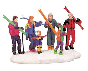 Skiing Party