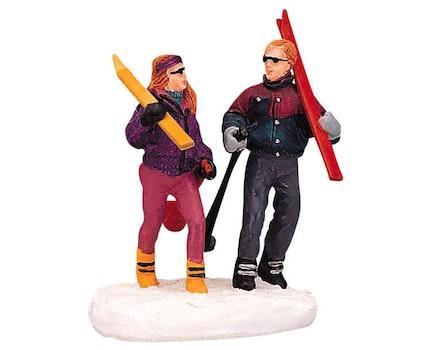 Skiing Date