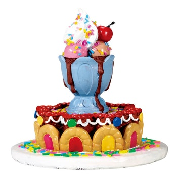 Sundae Fountain