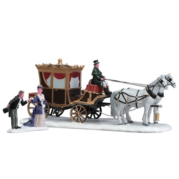 The Duchess Arrives, Set Of 2