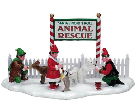 Santa's Animal Rescue