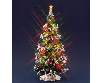 Lighted Christmas Tree Large