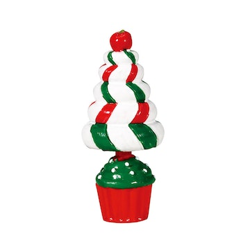 Peppermint Tree Topiary