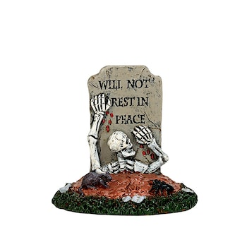 Escape From A Grave
