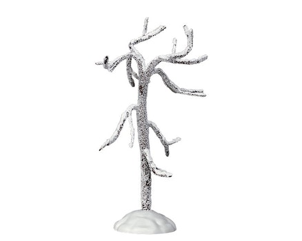 Snowy Crystal Tree Large