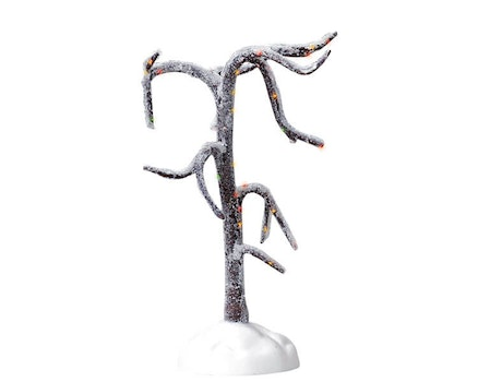 Fiber Iced Tree Medium