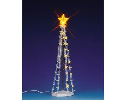 Lighted Silhouette Tree(Clear) L