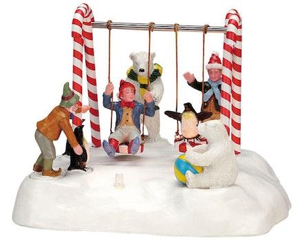 Santa's Swing
