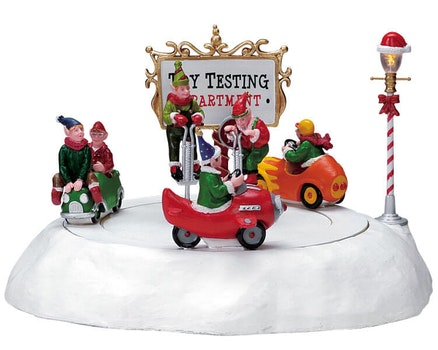 Toy Testing