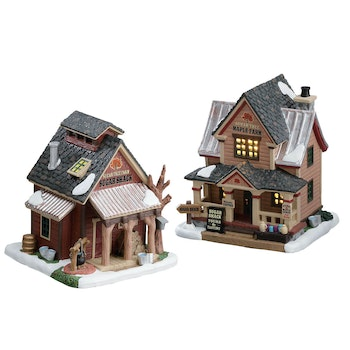 Sugartree Maple Farm, Set Of 2