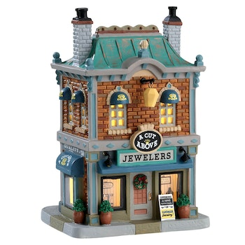 A Cut Above Jewelers