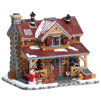 Jasper's Cabin