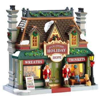Buckleberry Holiday Shoppe