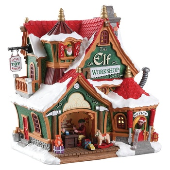 The Elf Workshop