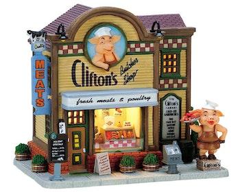 Clifton's Butcher Shop