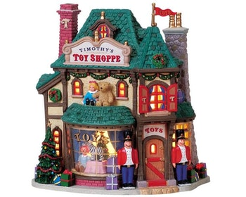 Timothy's Toy Shoppe