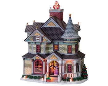 Christmas Eve Manor