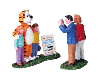 Kids Tommy Tiger