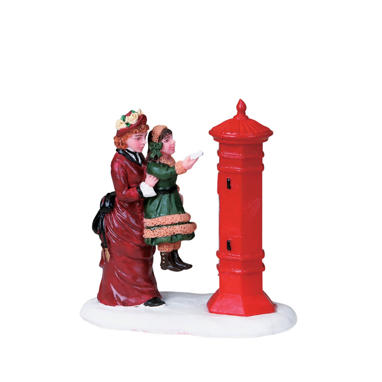 Lemax Christmas Village Letter to Santa