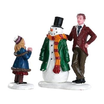 Dads Snowman