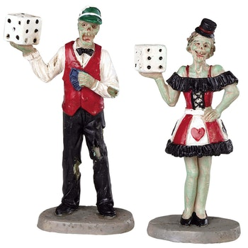 Casino Figurine