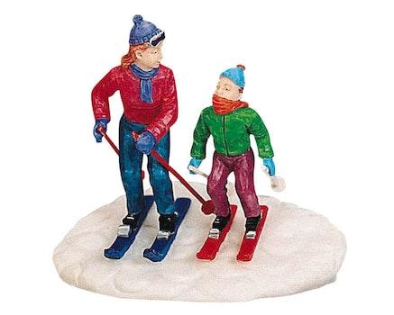 The Ski Lesson